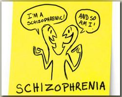 Психология шизофрении